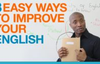 Learn English: 3 easy ways to get better at speaking English