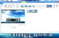how to combine multiple videos into one windows movie maker