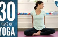 Yoga tutorials online – Day 1 – Ease Into It – 30 Days of Yoga