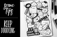 How to Doodle Tips | Keep Doodling