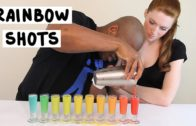 How to make Rainbow Shots! – Tipsy Bartender