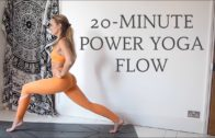 STRONG & SLOW YOGA FLOW | 30-Minute Power Yoga | CAT MEFFAN