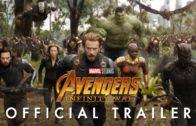 Avengers: Infinity War Official Trailer