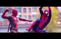 Deadpool v Spider-Man:Official Trailer