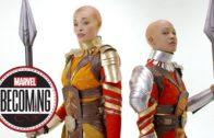 Dora Milaje – Marvel Becoming – Cosplayers Alicia Marie & Blikku