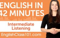 Eenglish lessons intermediate