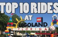 Top Ten Rides at Legoland Florida