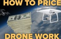 Drone video services prices: HOW TO PRICE DRONE WORK