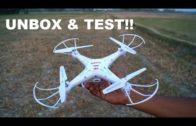 RC video drones
