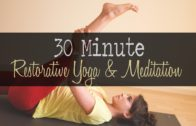 Restorative yoga video free