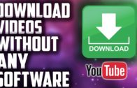 How to DOWNLOAD VIDEOS from ANY WEBSITE without any SOFTWARE
