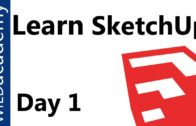Sketchup tutorials youtube