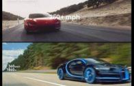 Tesla Roadster Vs Bugatti Chiron: The Race is On