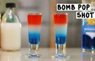 Bomb Pop Shot – Tipsy Bartender
