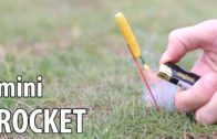 How to Make a Mini Rocket