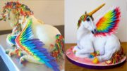 Paradise for sweet tooth – Cake decoration-Amazing cake decorating ideas